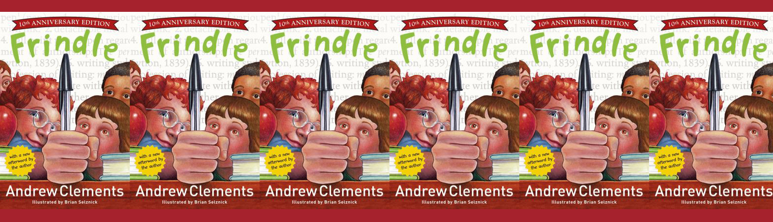 Frindle cover art