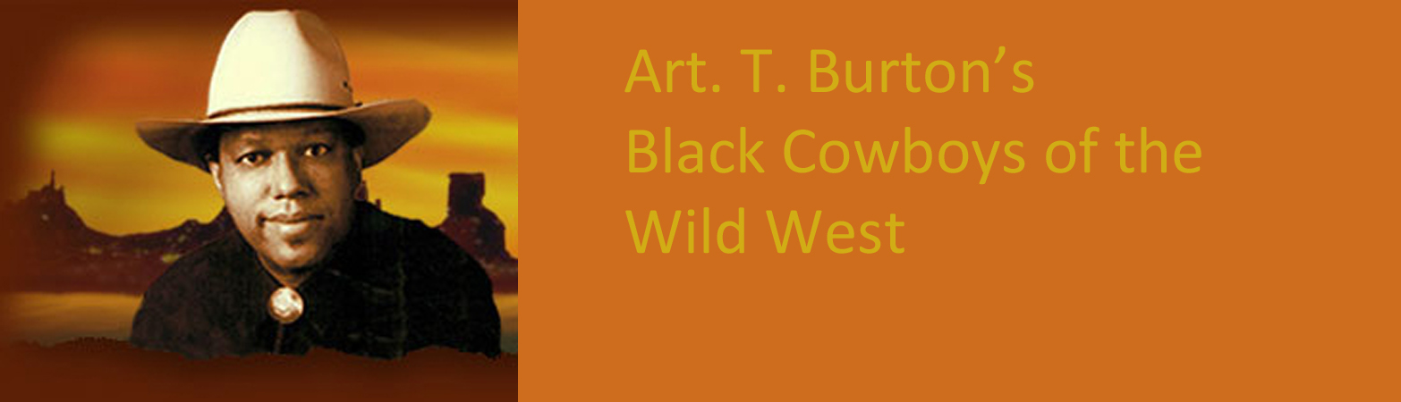 Black Cowboys of the Wild West