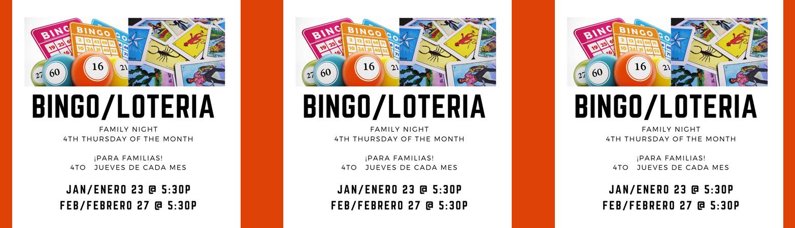 Bingo/Lotería
