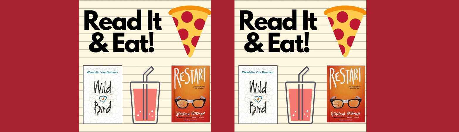 July read and eat book covers