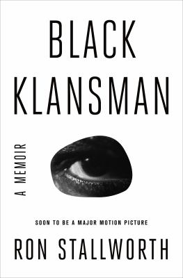 Black Klansman cover art
