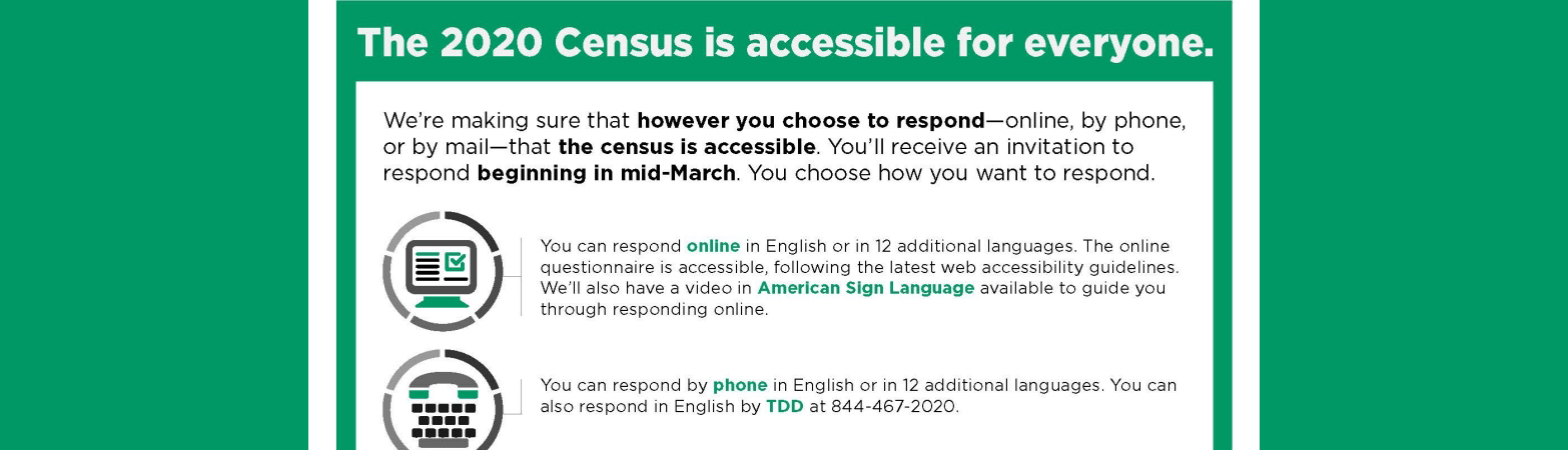 Completing the census 1