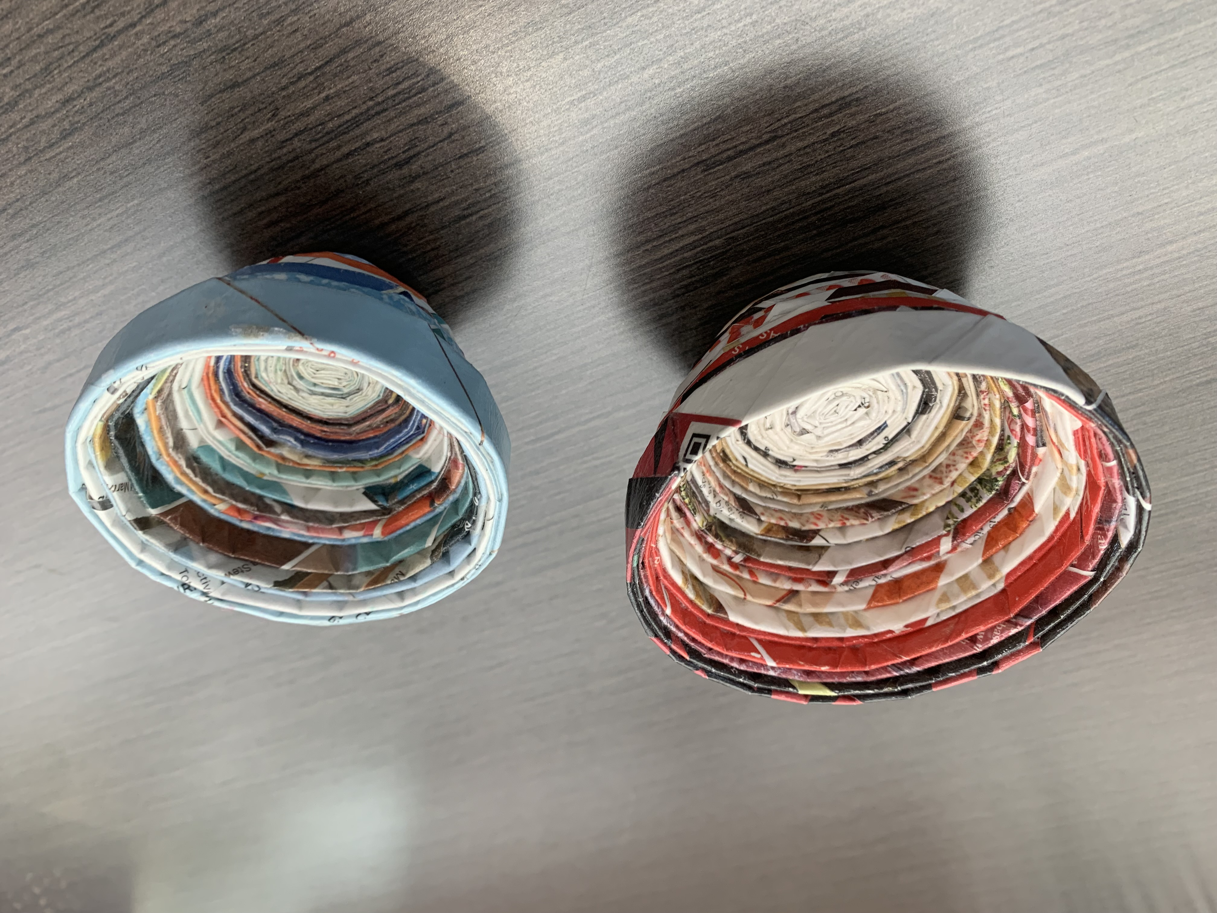 Make It: Paper Bowls from Magazines (YouTube Premiere)