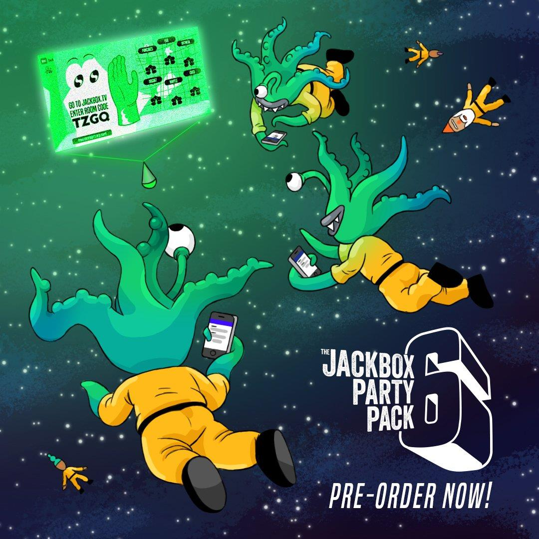 Jackbox Party Pack: Push the Button
