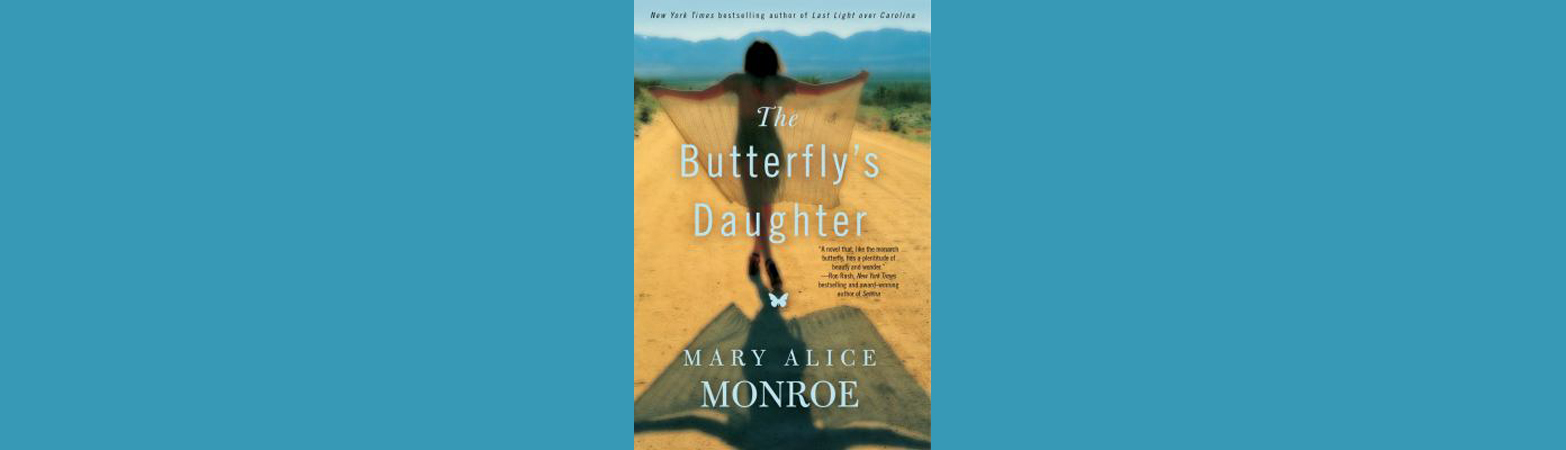 The Butterfly's Daughter cover art