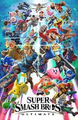 Super Smash Brothers Ultimate Tournament