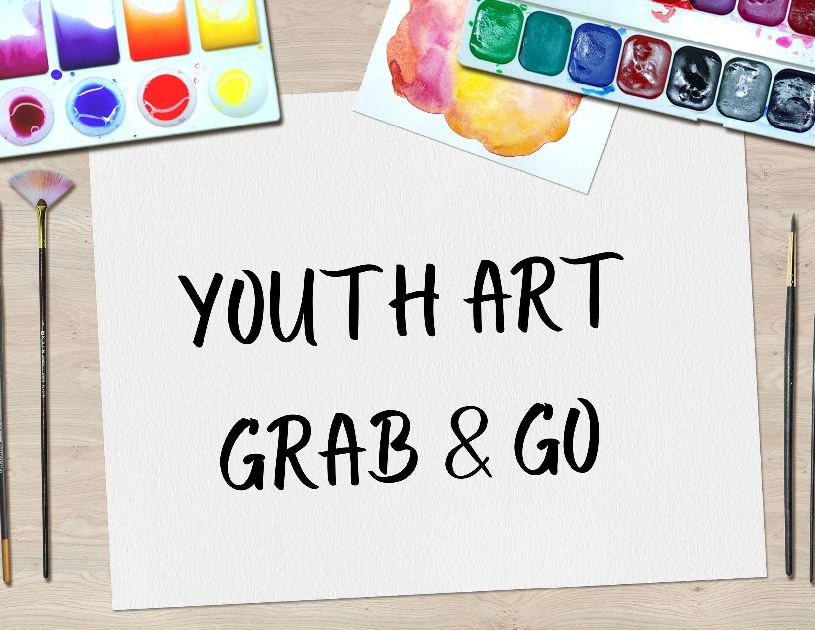 Youth Art Grab & Go