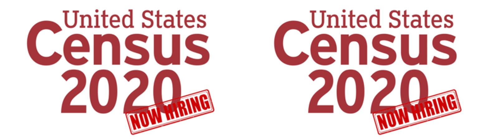 Census 2020 Jobs