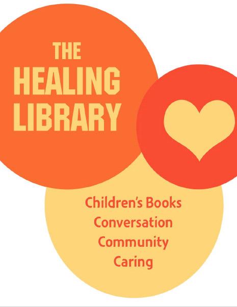 Healing Library Logo