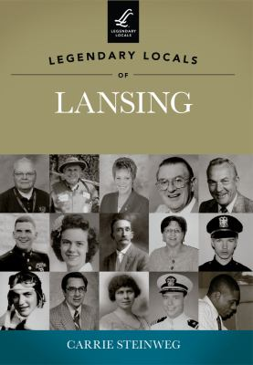 Legendary Locals book cover