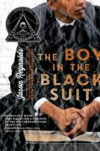 The Boy in the Black Suit cover art