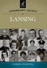 Legendary Locals book cover